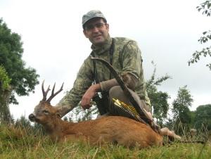Roe Deer Bob August 2014 IMG_4881